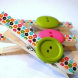 Basteln mit Wäscheklammern - 54 kreative Vorschläge!