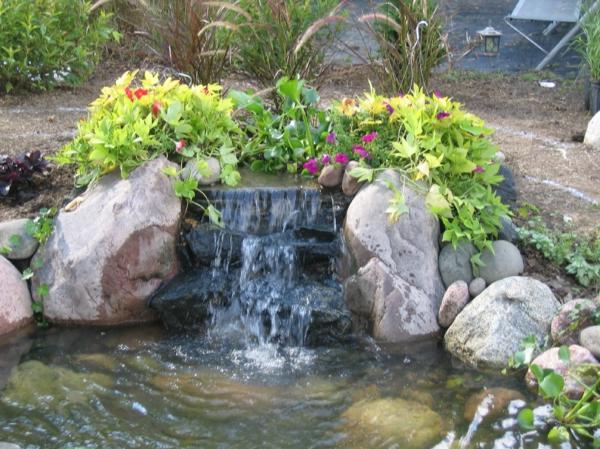 Teich Mit Wasserfall 31 Tolle Bilder Archzine