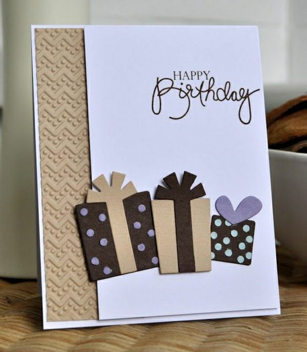 17 Best Images About Birthday Cards On Pinterest: 66 Abwechslungsreiche Ideen Für