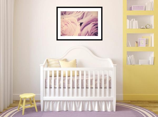 Babyzimmer gestalten 44 sch ne ideen - Gestaltungsideen babyzimmer ...