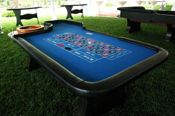 Roulette tisch selber bauen book of ra online spielen for Billige dekoartikel