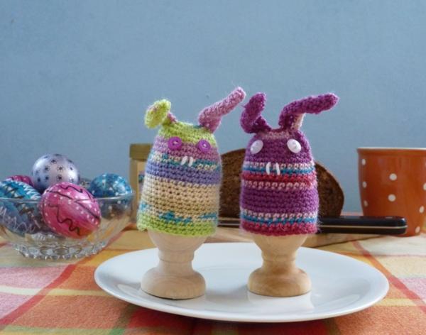 Eierwärmer Häkeln 35 Coole Vorschläge Für Ostern Archzinenet