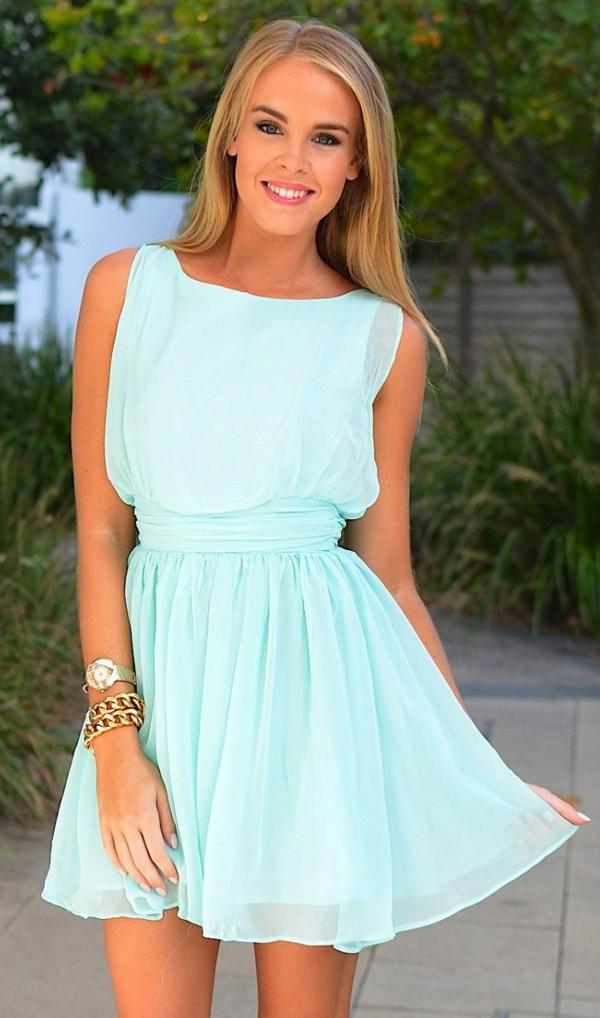 Kleid damen hochzeit gast