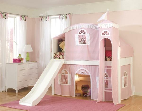 36 super modelle vom hochbett f r m dchen. Black Bedroom Furniture Sets. Home Design Ideas