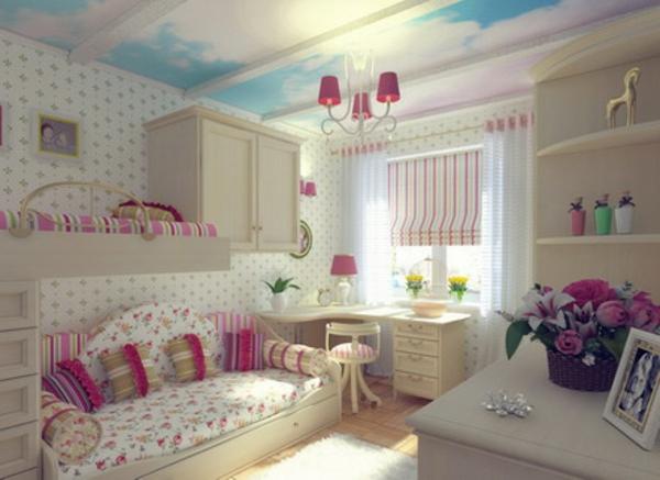 36 Breezy Beach Inspired Diy Home Decorating Ideas: 36 Super Modelle Vom Hochbett Für Mädchen!