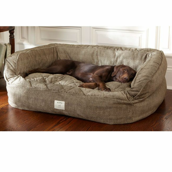 hundesofa 16 bequeme modelle f r den besten hund. Black Bedroom Furniture Sets. Home Design Ideas