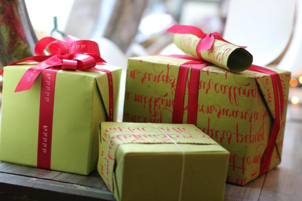Geschenke verpacken 70 fantastische ideen for Ideen zur zimmergestaltung