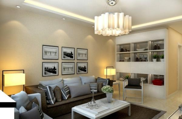 interessante-deckenleuchten-für-wohnzimmer-kreatives-aussehen