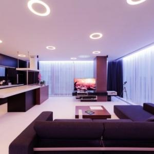 stunning moderne lampen fur wohnzimmer gallery - house design ... - Deckenlampen Wohnzimmer Modern