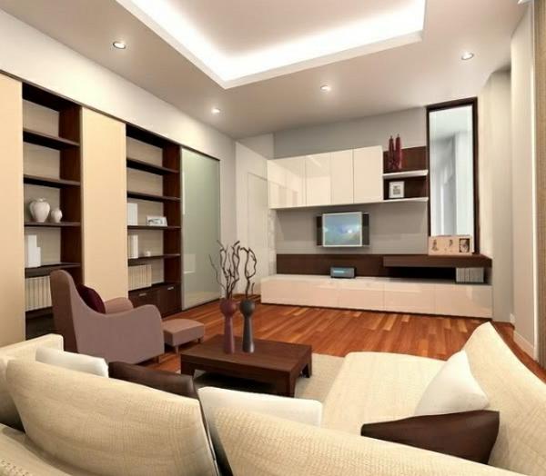 interessante-deckenleuchten-für-wohnzimmer-sehr-schön-aussehen