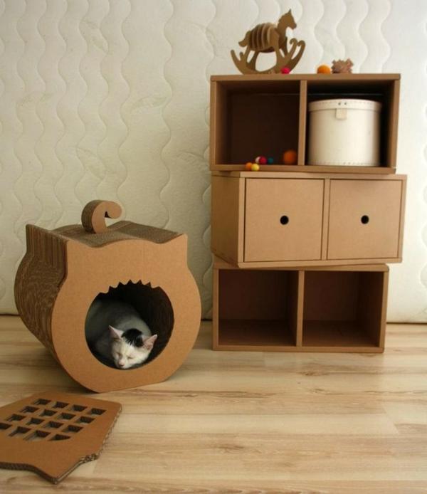 kartonmöbel-karton-pappe-pappe-möbel-sofa-aus-pappe- Möbel aus Pappe