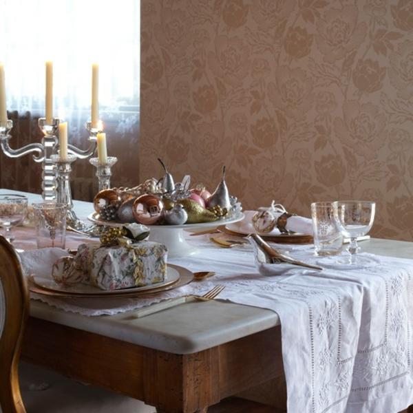 22 Kücheninsel Mit Tisch Modelle: Tisch Im Landhausstil: 31 Bilder Zum Inspirieren