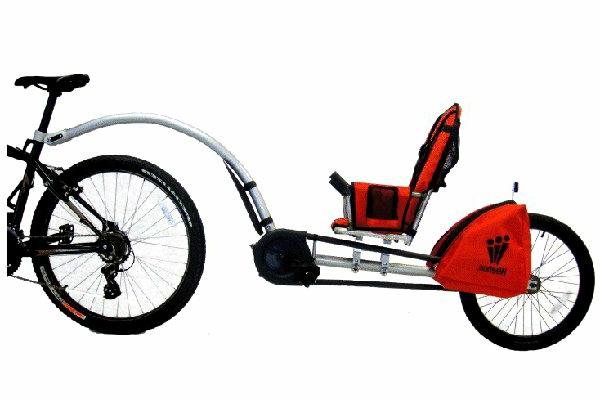 kinder-fahrradanhänger-fahrrad-mit-sehr-interessaanter-form
