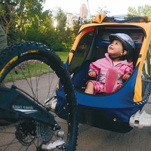 Kinder Fahrradanhänger: 27 tolle Bilder!