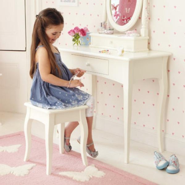 kinder schminktisch 27 prima modelle. Black Bedroom Furniture Sets. Home Design Ideas