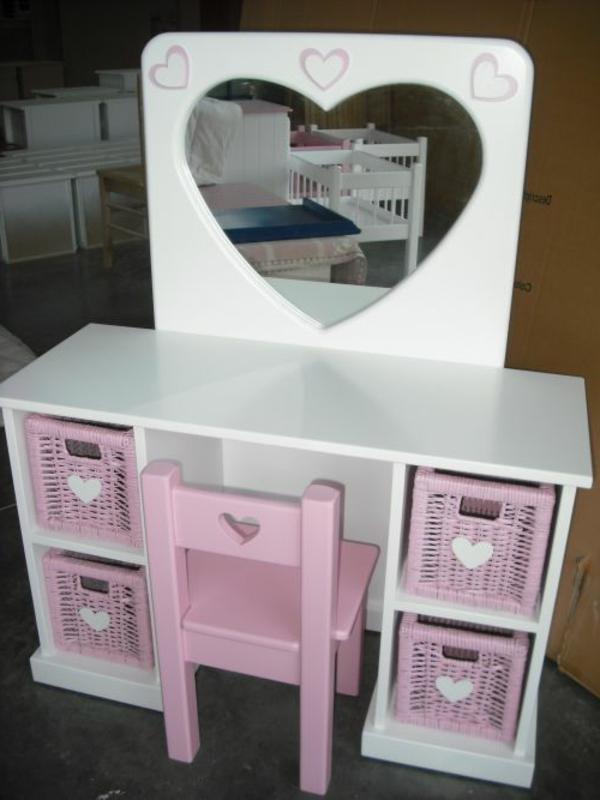 Children S Dressing Table 27 Great Models Lifestyle