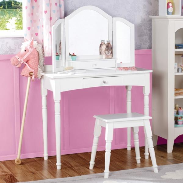 schminktisch kinderzimmer schminktisch christa mit. Black Bedroom Furniture Sets. Home Design Ideas