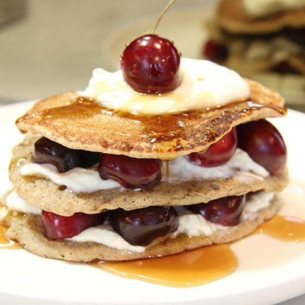 kirschen-leckeres-frühstück-gesundes-frühstück-rezepte