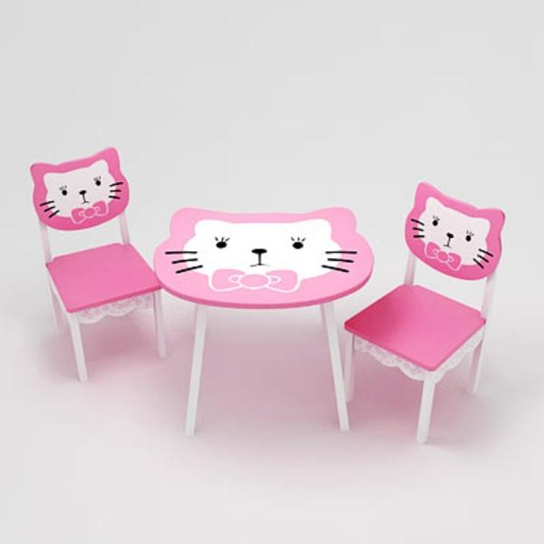 kitty-cat-kindertisch-und-stühle-in-pink