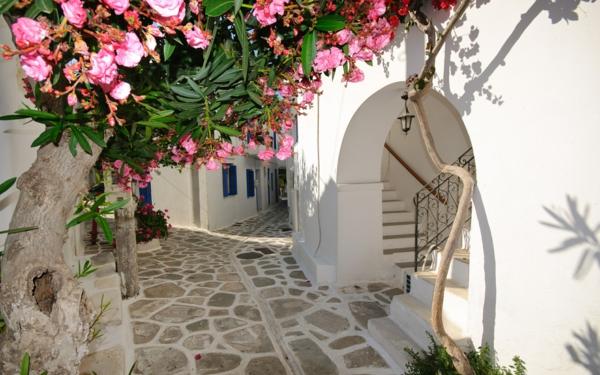 kleine-Straßen-in-Santorini