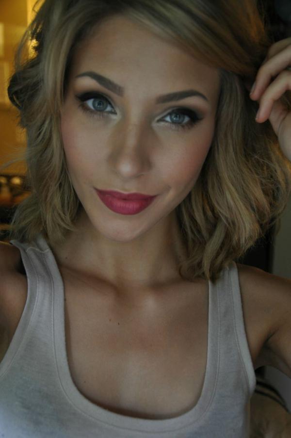 Sexy kurzes Haar und warum es machen Mnnern so gut gefllt