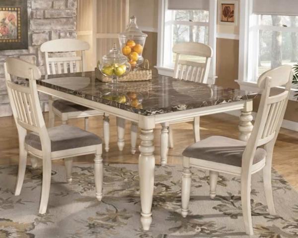 Tisch im landhausstil bilder zum inspirieren