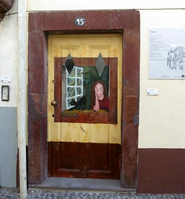 madeira-insel-urlaub-auf-madeira-portugal-wohnungstüren--