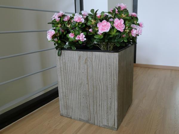 Blumenkübel - 63 wunderschöne Beispiele ! - Archzine.net