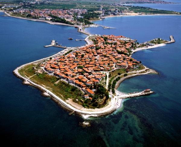 Bulgarien Nessebar - die Perle am schwarzen Meer ...