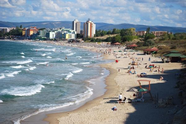 Bulgarien Nessebar - die Perle am schwarzen Meer