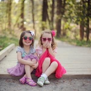 Kindersonnenbrille - Schutz und Stil für die Kinderaugen!