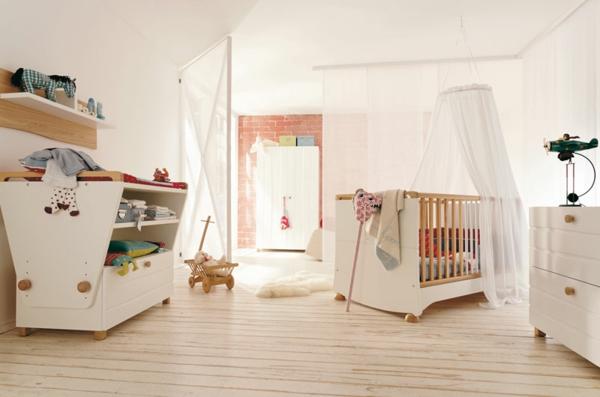 Modernes Babyzimmer babyzimmer gestalten 44 schöne ideen archzine
