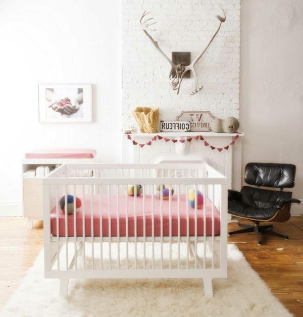 modernes-babyzimmer-mädchen-babyzimmer-gestaltung- babyzimmer-einrichten