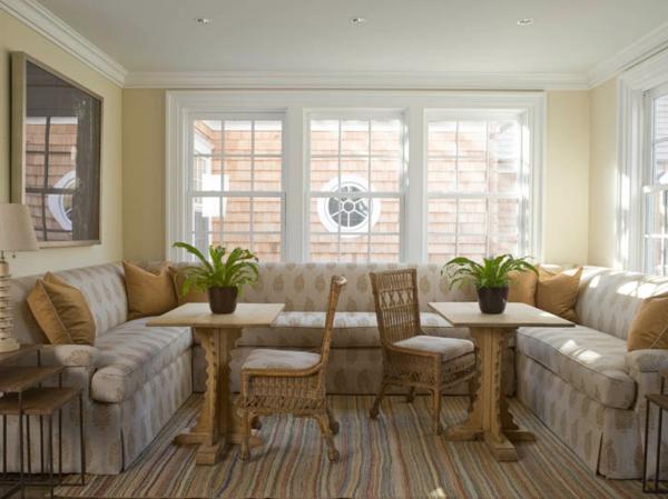 Esszimmer sofa 22 kreative vorschl ge for Gestaltung esszimmer