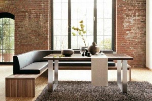 modernes-und-attraktives-esszimmer-sofa-moderne-ziegelwand