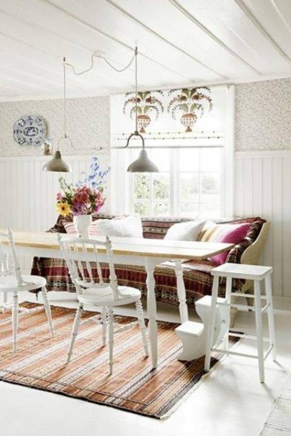 Modernes Und Attraktives Esszimmer Sofa Originelles Design In
