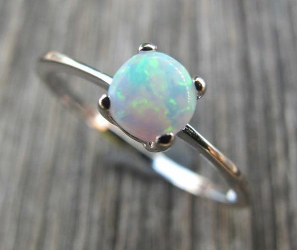 opal--ring-silber ringe-silber-sterling-silber-silberring-ringe-kaufen