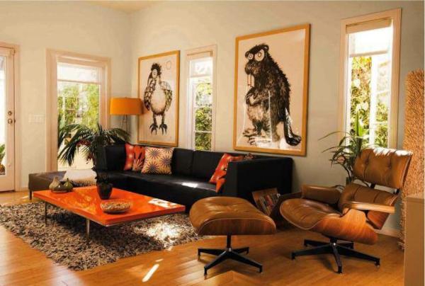 orange-wohnzimmer-design-attraktiv-gestaltet