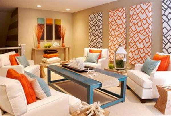 orange-wohnzimmer-design-modern-und-attraktiv-erscheinen