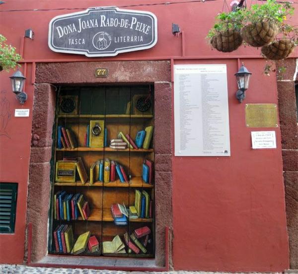 originell-bemalte-wohnungstüren-eingangstüren-madeira-portugal
