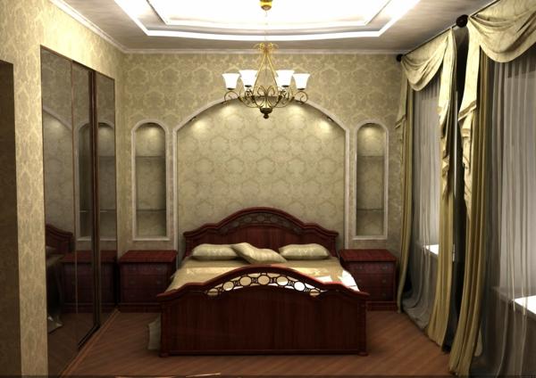 originelle-schlafzimmer-ideen-aristokratisches-interieur