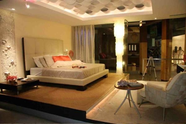 originelle-schlafzimmer-ideen-beige-nuancen