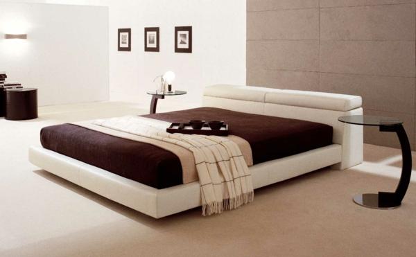 originelle-schlafzimmer-ideen-modernes-weißes-interieur