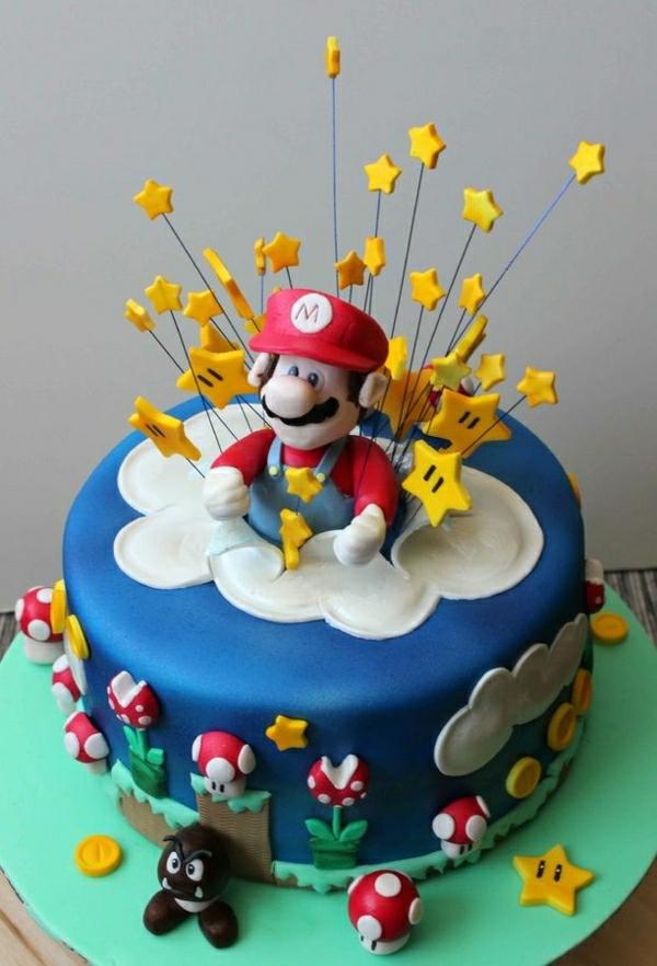 Super Mario Torte 46 Erstaunliche Bilder Archzine Net
