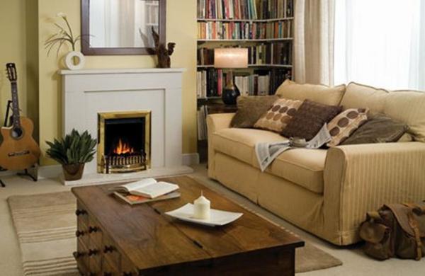 originelle-wohnzimmer-deko-beige-sofa-sehr-schön