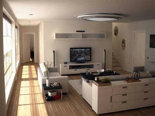 originelle-wohnzimmer-deko-weiße-attraktive-ausstattung