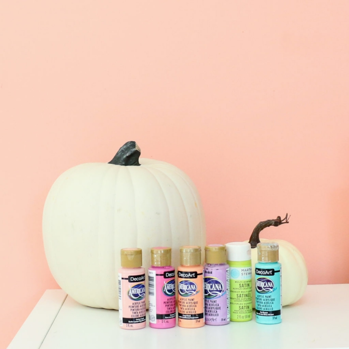 party ideen, kürbis dekorieren, halloween deko selber machen, partydeko, halloweendeko
