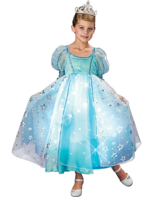 prinzessin-kostüm-für-kind-schönes-kleines-blondes-mädchen-mit-einem-blauen-kleid
