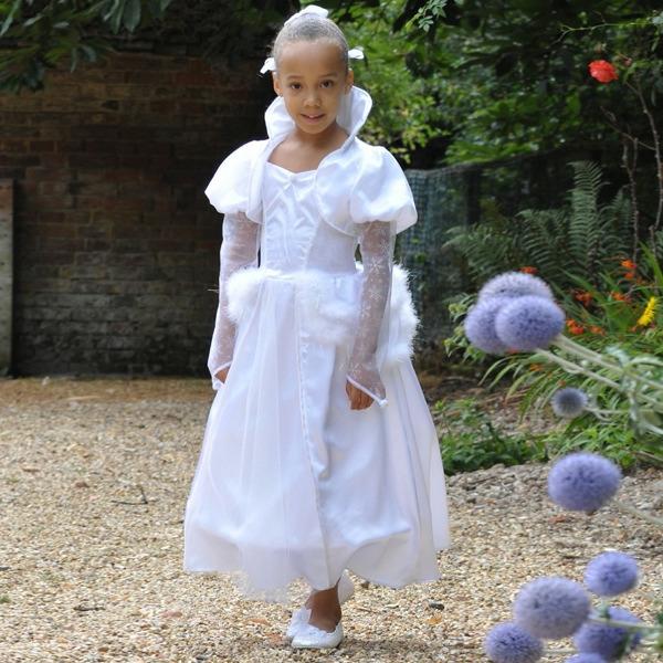 prinzessin-kostüm-für-kind-wunderschönes-kleid-in-weißer-farbe