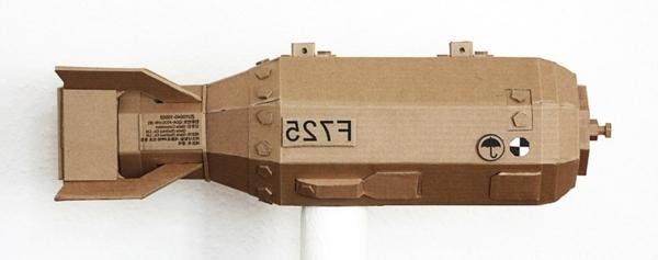 basteln mit karton 29 originelle ideen. Black Bedroom Furniture Sets. Home Design Ideas